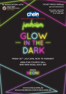 GLOW IN THE DARK for chelo