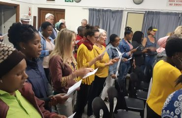 Choir Rehearsals in full swing